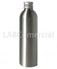 250ml Aluminium Bottle with 24mm Screw Cap