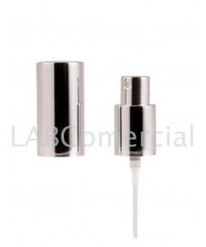 Tapa rosca DIN18 esprai vaporitzador plata
