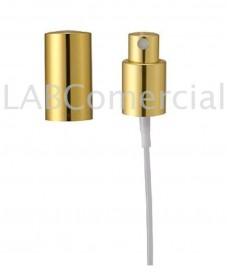 18 mm Golden Atomiser Spray Screw Cap